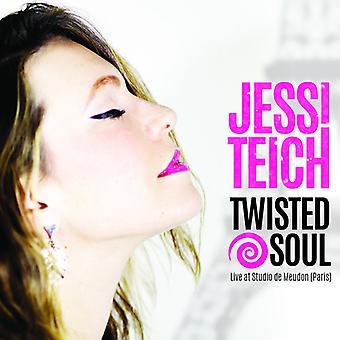 Jessi Teich - importación de Estados Unidos alma torcida [CD]