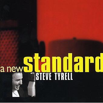 Steve Tyrell - import USA nuevo estándar [CD]