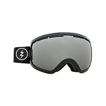 Electric Gloss Black-Brose-Silver Chrome 2017 EG2.5 BL Snowboarding Goggles