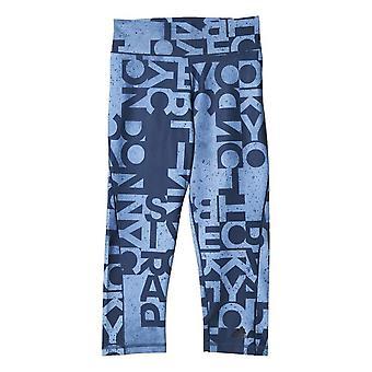 Adidas 34 træning lang stram W AJ5030 universal kvinder bukser