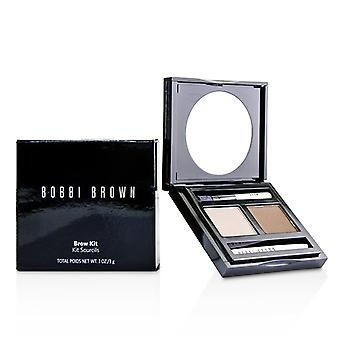 Bobbi Brown Brow Kit - # 3 Grey / Mink - 3g/0.1oz