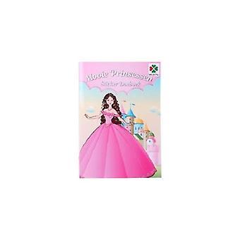 Selecta mooie prinsessen sticker-doeboek