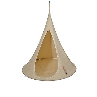 Cacoon-Bonsai-Natural White-1 2 m-Nest swing