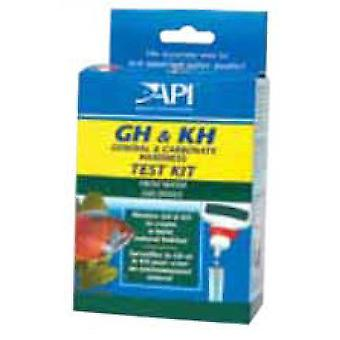 API Test Gh/Kh (Fish , Maintenance , pH & Other Substance Test Strips)
