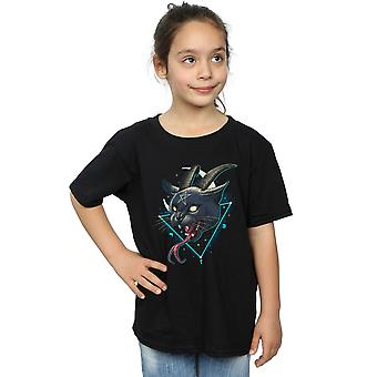 Vincent Trinidad Girls Rad Devil Cat T-Shirt