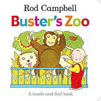 Buster's Zoo (Main Market Ed.) by Rod Campbell - 9780230741690 Book
