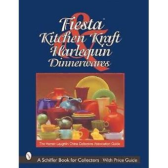 Fiesta - Harlequin & Kitchen Kraft Dinnerwares - The Homer Laughlin Ch