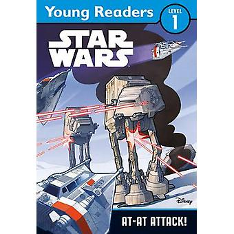 Star Wars - AT-AT Attack - Star Wars Young Readers by Lucasfilm Ltd - E