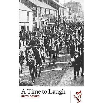 A Time to Laugh by Rhys Davies - 9781910409114 Book