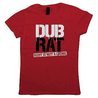 Dub rotte, kvinner T-skjorte