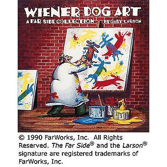 Wiener hund konst av Garry Larson - 9780836218657 bok