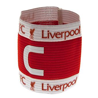 Liverpool FC Official Captains Arm Band
