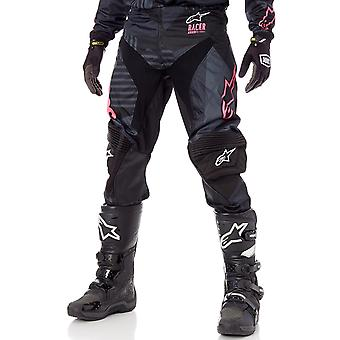 Alpinestars Black-Pink 2018 Racer Tactical MX Pant