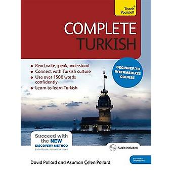 Complete Turkish Beginner to Intermediate Course - (Book and Audio Sup