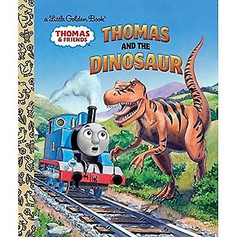 Thomas en de dinosaurus (Thomas & vrienden) (gouden boekje)