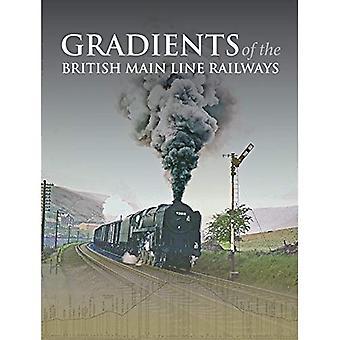 Gradients of the British Main Line Railways