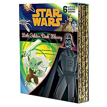The Star Wars Little Golden Book Library (Little Golden Book: Star Wars)