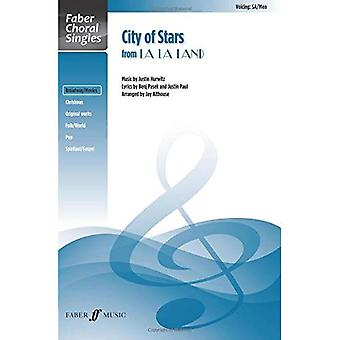 City of Stars (Faber Choral Singles)