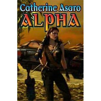 Alpha by Catherine Asaro - 9781416555124 Book