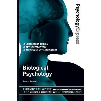 Psychologie-Express - biologische Psychologie (Bachelor Revision Gui