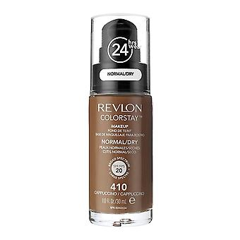 Revlon Colorstay Foundation for Normal/Dry Skin, #410 Cappuccino