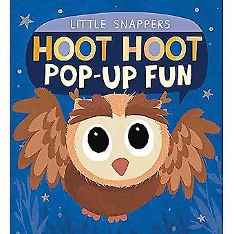 Hoot Hoot: Fun pop-up (petite vivaneaux) [cartonné]