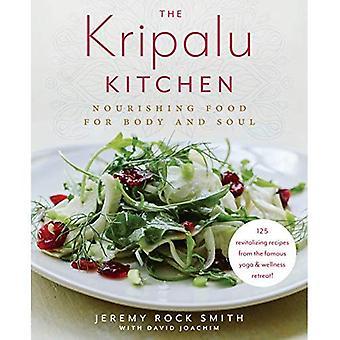 Kripalu köket: Närande mat för kropp och själ