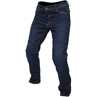ARMR Moto Blue M799 Manhattan Motorcycle Jeans