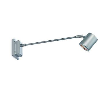 Firstlight-1 segno luminoso alluminio IP55-5503AL