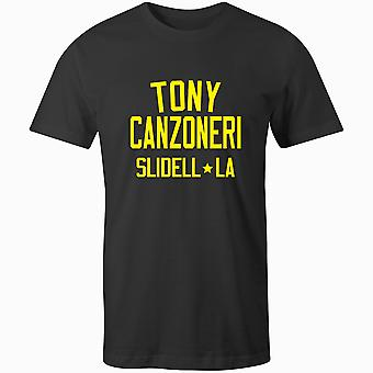 Tony Canzoneri Boxing Legend T-Shirt