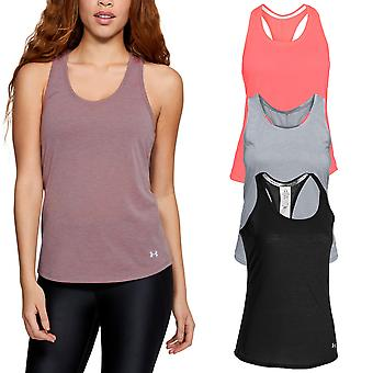 Under Armour Womens Threadborne Streaker Tank Vest