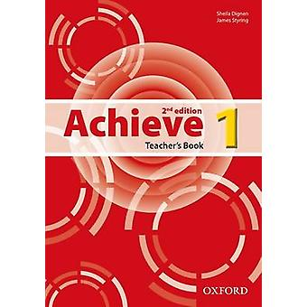 Achieve - Level 1 - Teacher's Book (2nd Revised edition) - 978019455635