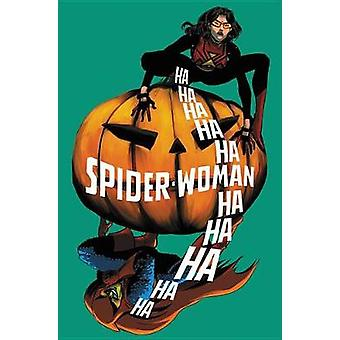 Spider-woman - Shifting Gears Vol. 3 - Scare Tactics by Dennis Hopeless