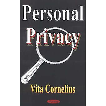 Personal Privacy by Vita Cornelius - 9781590332306 Book
