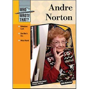 Andre Norton af John Bankston-Kyle Zimmer-9781604136821 Book