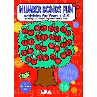 Number Bonds Fun - Activites for Years 1 and 2 - Photocopiable Activit