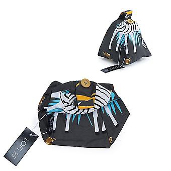 Children's Unfilled Polycotton Door Stop Cover - Africa Design