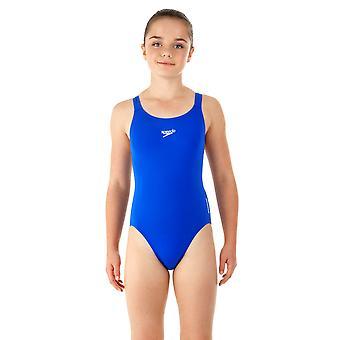 Speedo Junior mestere drakt badetøy for jenter