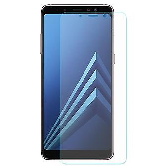 Enkay 0.26mm 2.5d curved edge tempered glass screen protector for samsung galaxy a8 2018