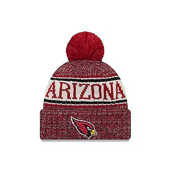 New Era Nfl Arizona Cardinals 2018 Sideline Sport Knit