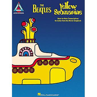 The Beatles - Yellow Submarine by The Beatles - 9780634011016 Book