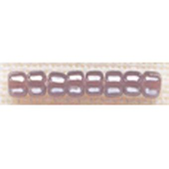 Mill Hill Glass Beads Size 6 0 4Mm 5.2 Grams Pkg Ash Mauve Gbd6 16151