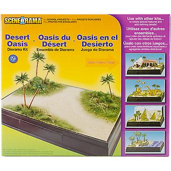 Diorama-Kit-Desert Oasis Sp4112