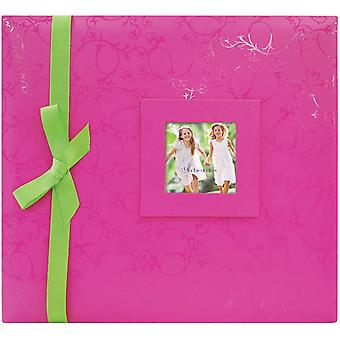 Embossed Postbound Scrapbook Album 12