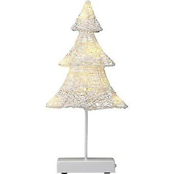 LED julepynt Xmas tree varm hvit LED