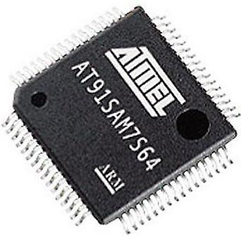 Microchip Technology ATSAM3S4BA-AU ARM Processor Microcontroller QFP 64