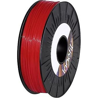 Filament Innofil 3D FL45-2009B050 PLA compound, Flexible 2.85 mm Red 500 g