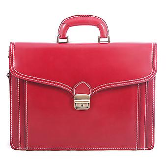 CTM work bag, satchel, leather men's 24-hour Office document holder