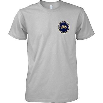 RN-schwimmen - Royal Navy Sport T-Shirt Farbe