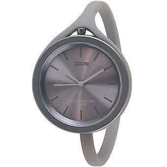 Grey Lexon Large Modern Pocket Watch